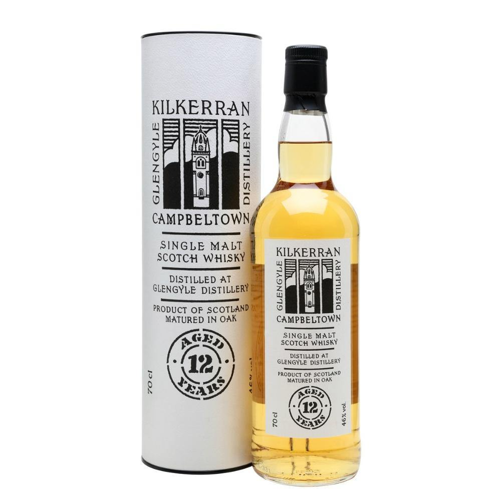 Kilkerran 12 Year Old Single Malt Scotch Whiskey - Grain & Vine | Curated Wines, Rare Bourbon and Tequila Collection