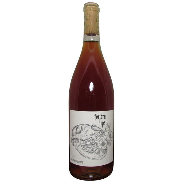 Forlorn Hope Rorick Family Vineyard Pinot Gris Dragone Ramato - Grain & Vine | Curated Wines, Rare Bourbon and Tequila Collection
