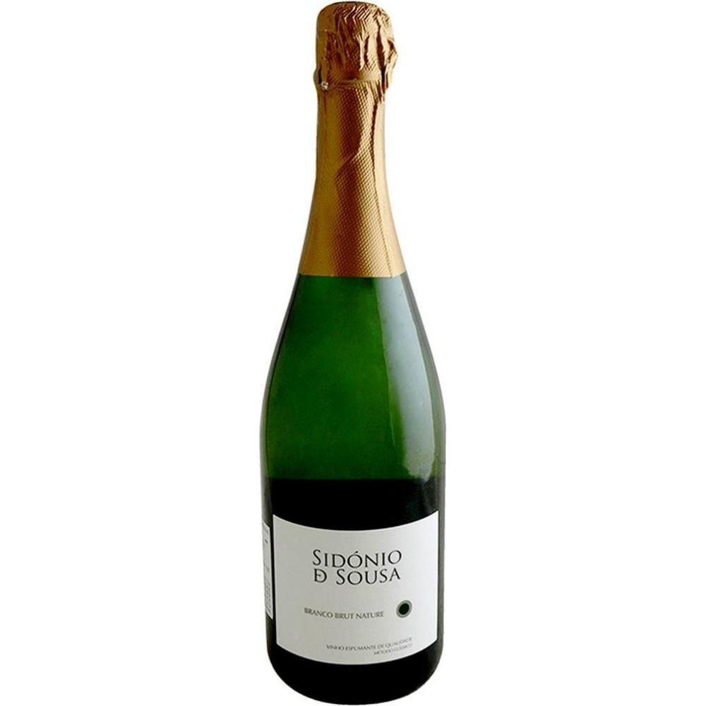 Sidonio De Sousa Branco Brut Nature - Grain & Vine | Curated Wines, Rare Bourbon and Tequila Collection