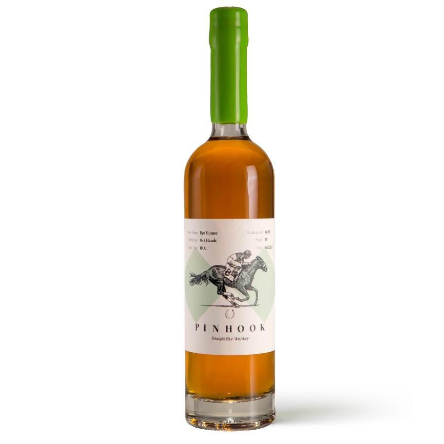 "Pinhook ""Rye Humor"" Straight Rye Whiskey - Grain & Vine 