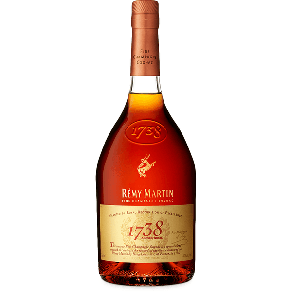 Remy Martin 1738 Accord Royal Fine Champagne Cognac - Grain & Vine | Curated Wines, Rare Bourbon and Tequila Collection