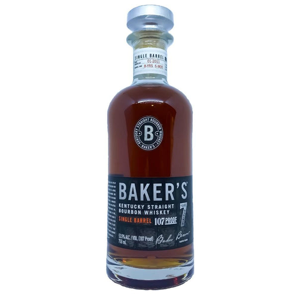 Baker's 7 Years Single Barrel Kentucky Straight Bourbon Whiskey - Grain & Vine | Curated Wines, Rare Bourbon and Tequila Collection