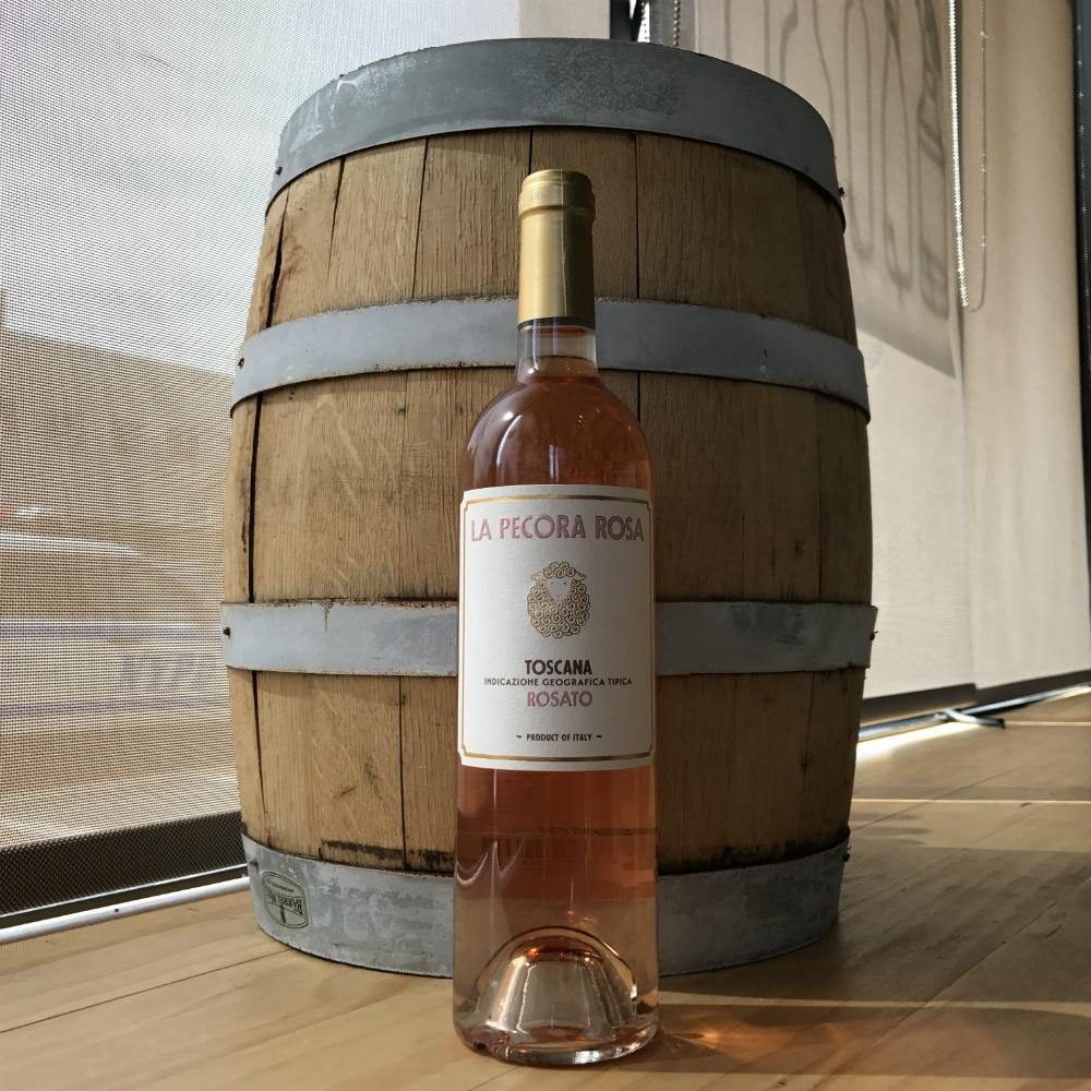 La Pecora Rosa Rosato - Grain & Vine | Curated Wines, Rare Bourbon and Tequila Collection