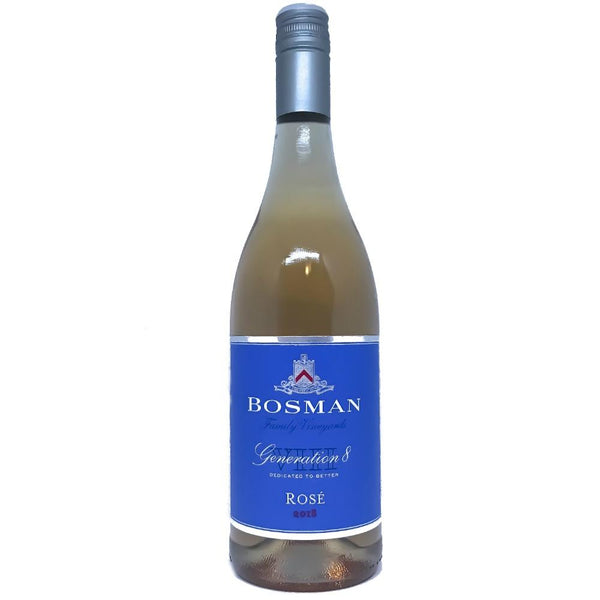 Bosman Family Vineyards 47 Varietal Rose - Grain & Vine | Curated Wines, Rare Bourbon and Tequila Collection