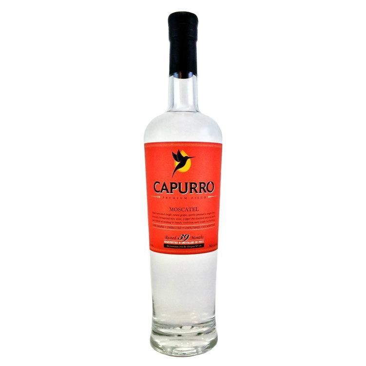 Capurro Moscatel Pisco - Grain & Vine | Curated Wines, Rare Bourbon and Tequila Collection