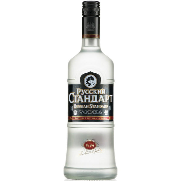 Russian Standard Vodka - Grain & Vine | Curated Wines, Rare Bourbon and Tequila Collection