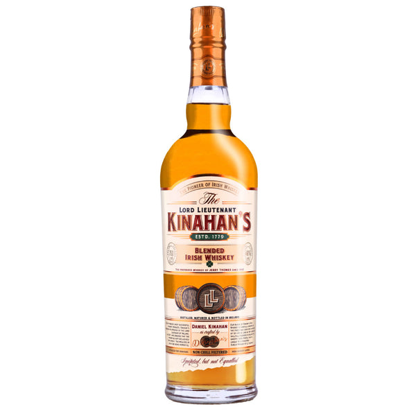 The Lord Lieutenant Kinahan's Blended Irish Whiskey - Grain & Vine | Curated Wines, Rare Bourbon and Tequila Collection
