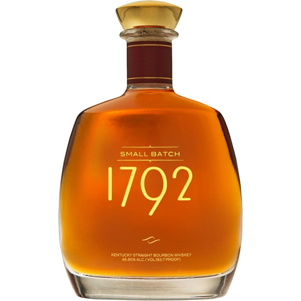 Ridgemont Reserve 1792 Small Batch Kentucky Straight Bourbon Whiskey - Grain & Vine | Curated Wines, Rare Bourbon and Tequila Collection