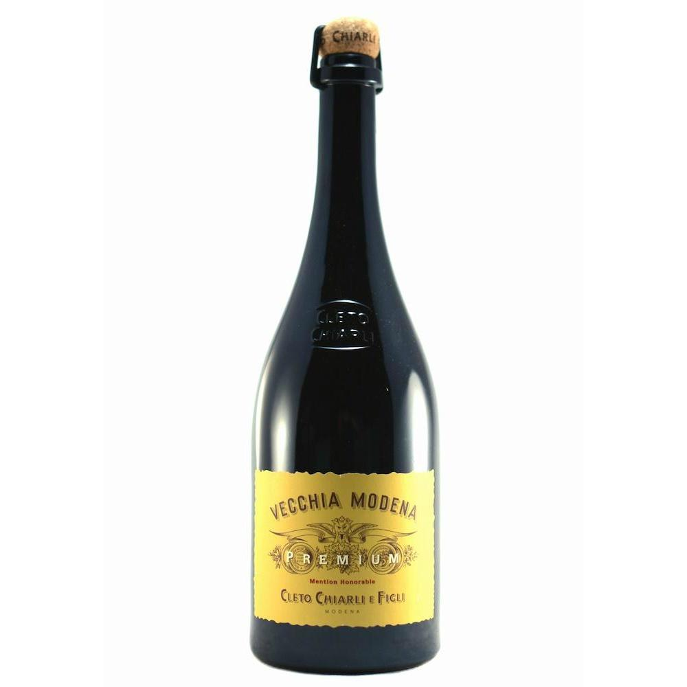 Cleto Chiarli Vecchia Modena  Lambrusco di Sorbara Secco - Grain & Vine | Curated Wines, Rare Bourbon and Tequila Collection