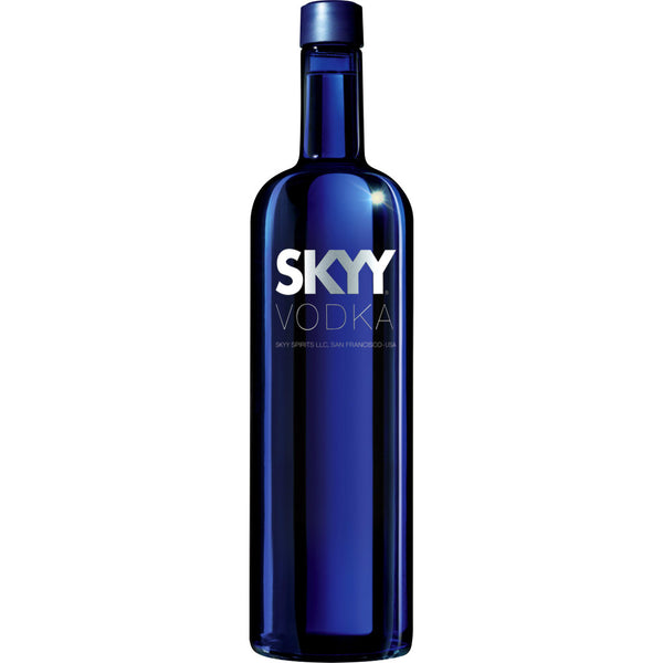 Skyy Vodka - Grain & Vine | Curated Wines, Rare Bourbon and Tequila Collection