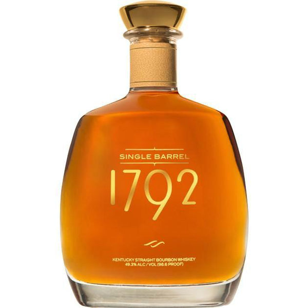 1792 Single Barrel Kentucky Straight Bourbon Whiskey - Grain & Vine | Curated Wines, Rare Bourbon and Tequila Collection