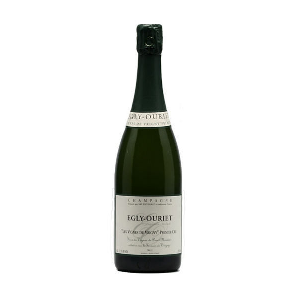 Egly-Ouriet Les Vignes de Vrigny  1er Cru Brut Champagne - Grain & Vine | Curated Wines, Rare Bourbon and Tequila Collection