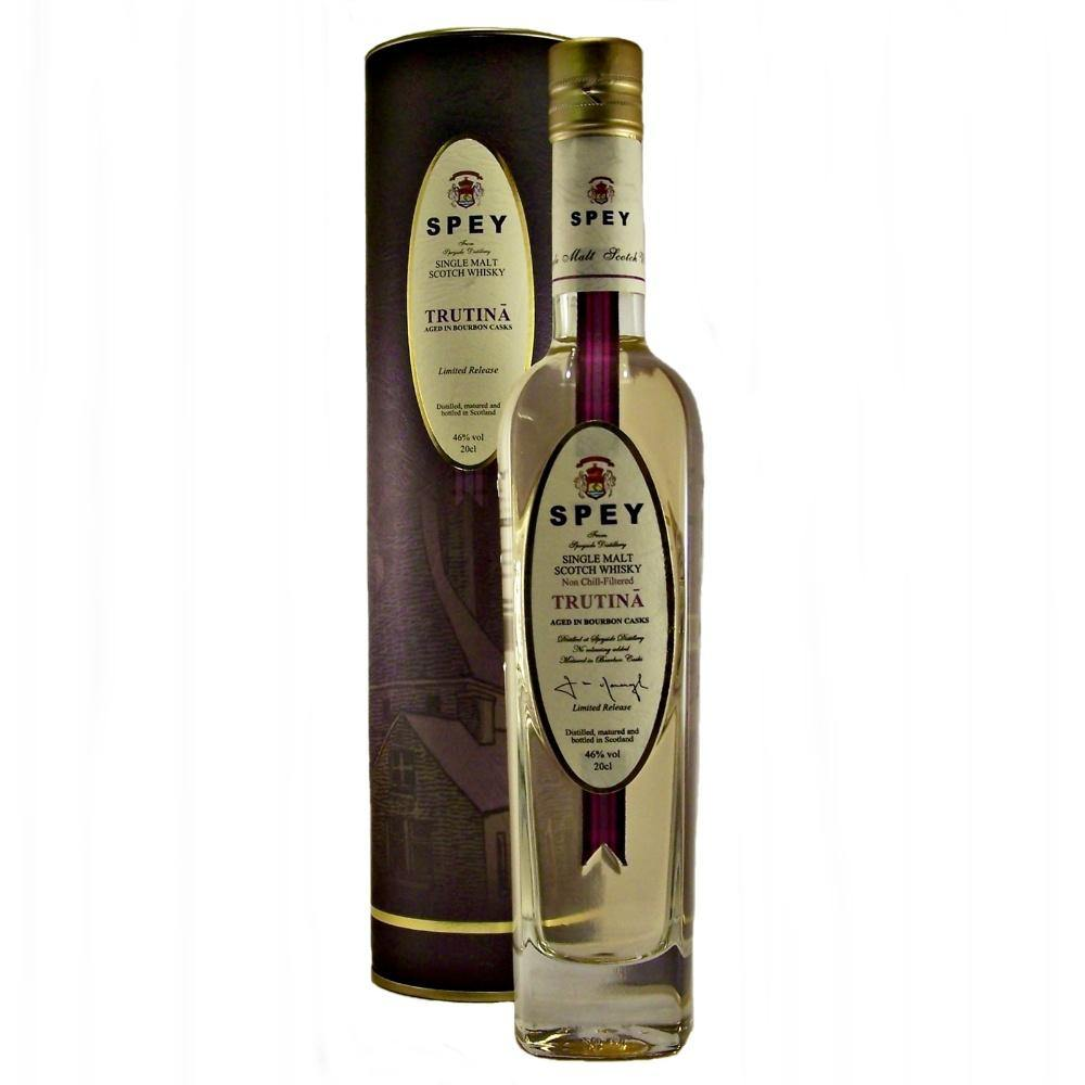 Spey Trutina Single Malt Scotch Whisky - Grain & Vine | Curated Wines, Rare Bourbon and Tequila Collection