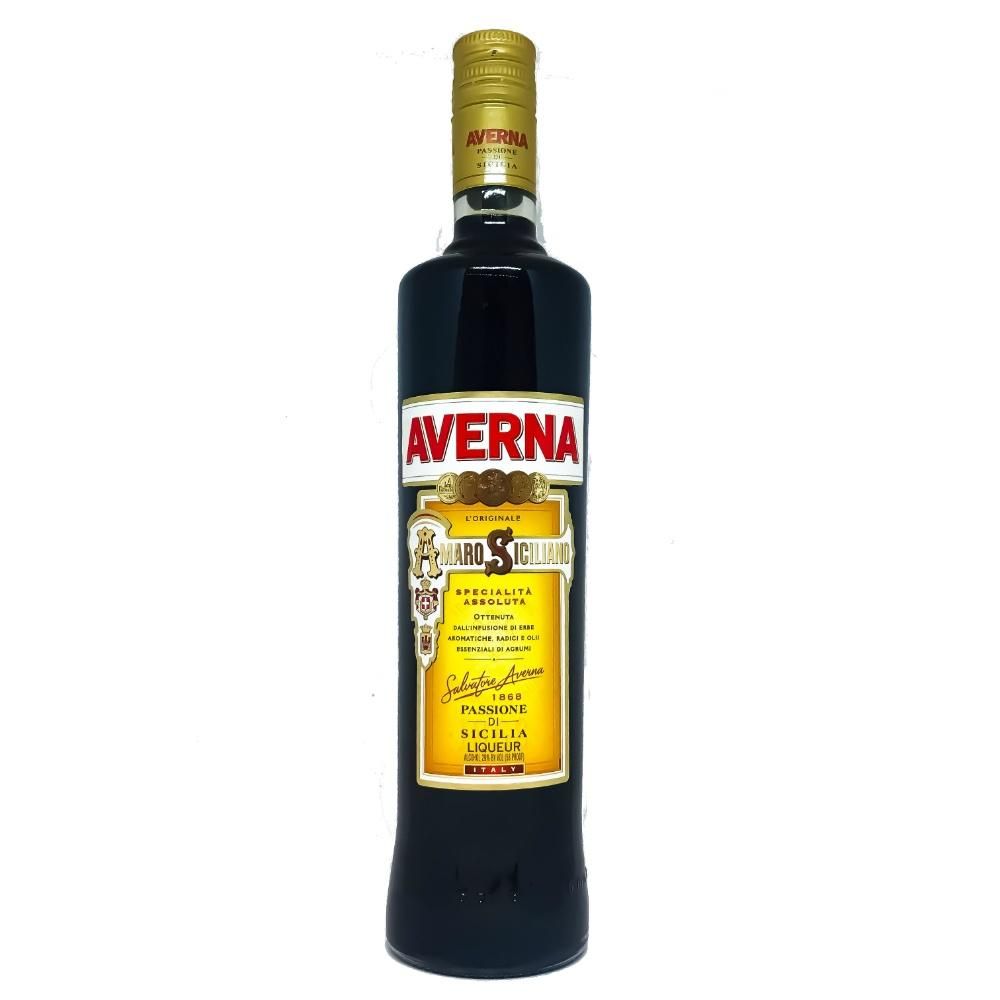 Averna Amaro - Grain & Vine | Curated Wines, Rare Bourbon and Tequila Collection