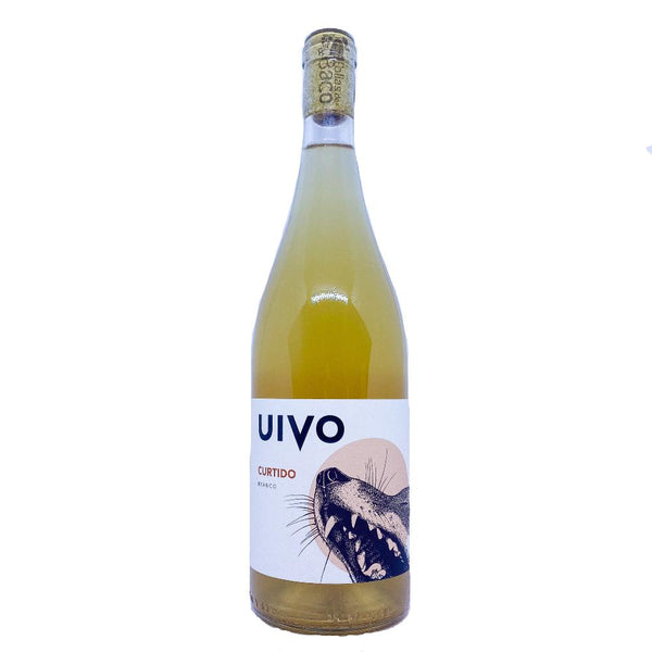 Folias de Baco Uivo Curtido Vinho Branco - Grain & Vine | Curated Wines, Rare Bourbon and Tequila Collection