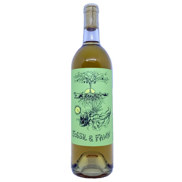Fossil & Fawn White Wine - Grain & Vine | Curated Wines, Rare Bourbon and Tequila Collection