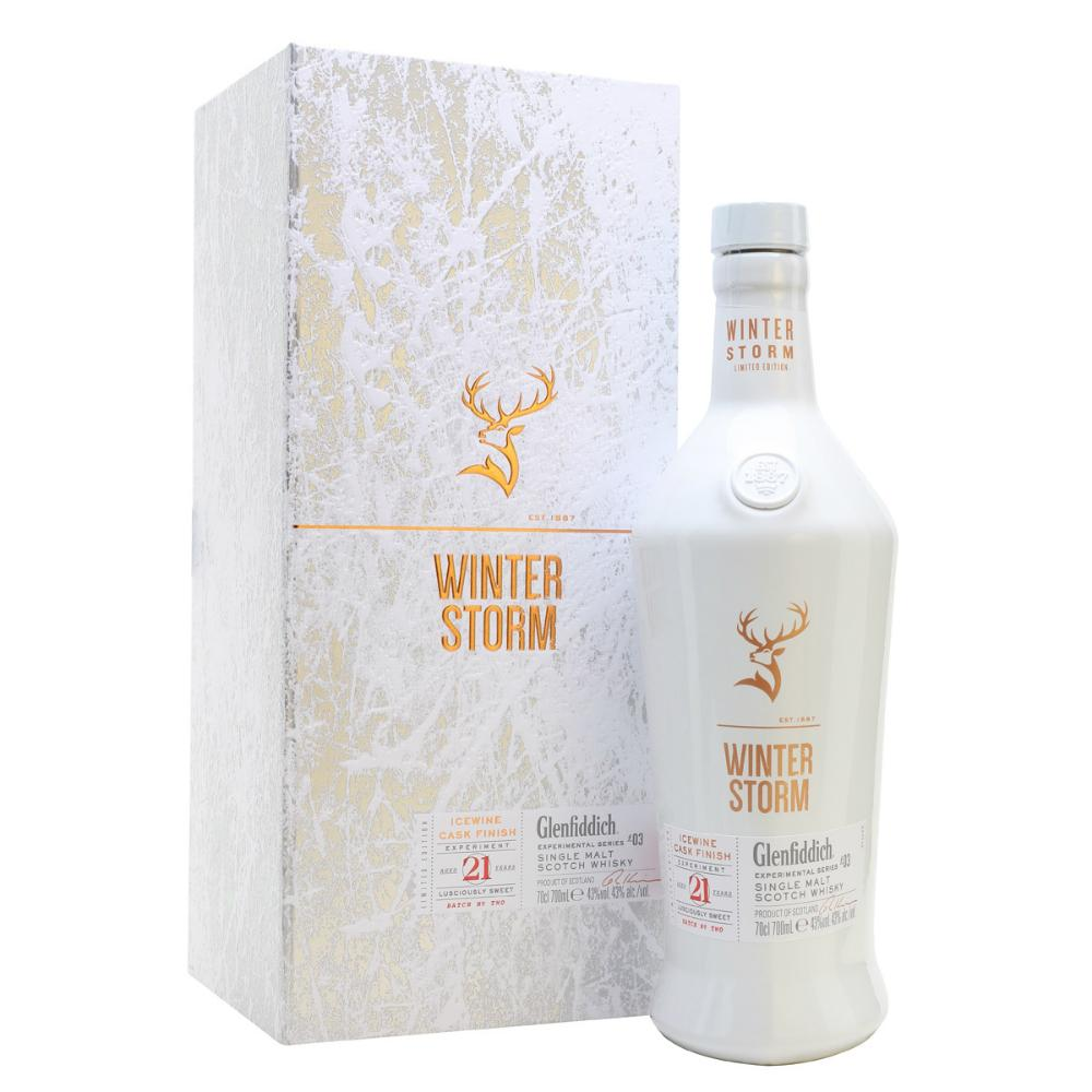 Glenfiddich Experimental Series - Winter Storm Single Malt Scotch Whisky - Grain & Vine | Curated Wines, Rare Bourbon and Tequila Collection