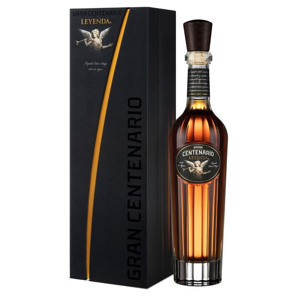 Gran Centenario Leyenda Extra Anejo Tequila - Grain & Vine | Curated Wines, Rare Bourbon and Tequila Collection