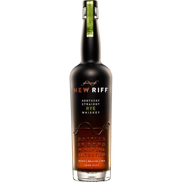 New Riff Straight Rye Whiskey - Grain & Vine | Curated Wines, Rare Bourbon and Tequila Collection