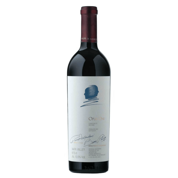 Opus One Napa Valley Red 2015 Vintage - Grain & Vine | Curated Wines, Rare Bourbon and Tequila Collection
