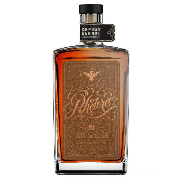 Orphan Barrel Rhetoric 22 Years Kentucky Straight Bourbon Whiskey - Grain & Vine | Curated Wines, Rare Bourbon and Tequila Collection