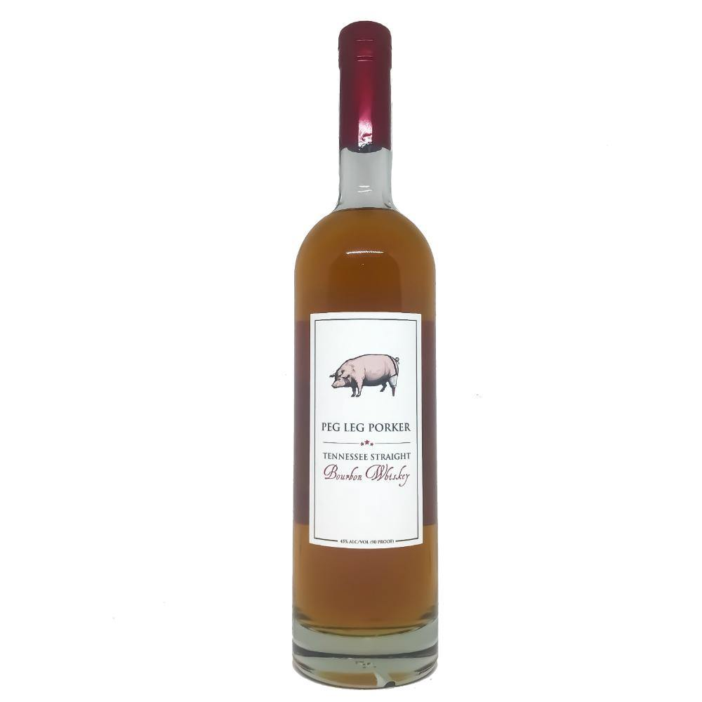 Peg Leg Porker Tennessee Straight Bourbon Whiskey - Grain & Vine | Curated Wines, Rare Bourbon and Tequila Collection