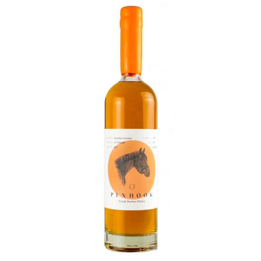"Pinhook ""Bourbon Country"" Straight Bourbon Whiskey - Grain & Vine 