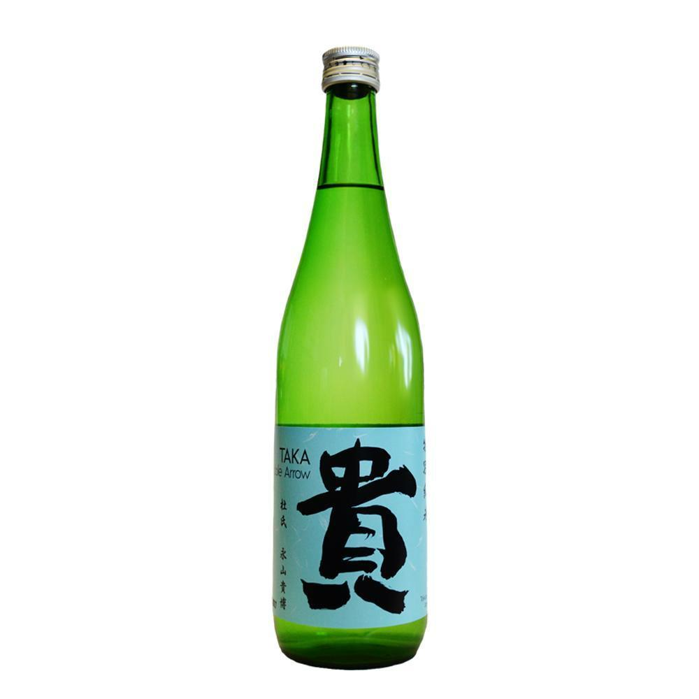 Taka Noble Arrow Tokubetsu Junmai Sake - Grain & Vine | Curated Wines, Rare Bourbon and Tequila Collection