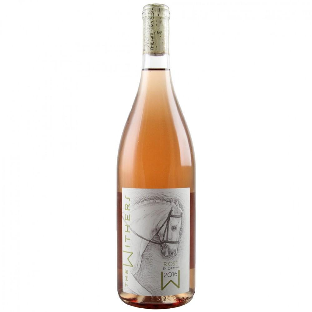 The Withers El Dorado Rose - Grain & Vine | Curated Wines, Rare Bourbon and Tequila Collection