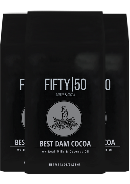 Best Dam Hot Cocoa - 3 Bags
