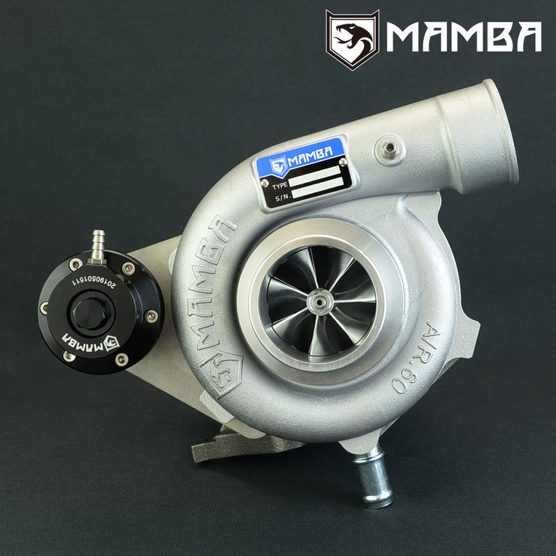 Ball Bearing GTX3071R 7cm 2.5 COMP COVER w/Silicone Inlet (WRX MY98-07/STI MY98-20)
