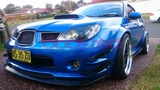 BPP - Front Lip (WRX/STI 06-07) - Boosted Performance Parts
