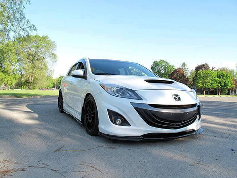 BPP   Front Lip (MPS 3 Gen 2 09 13)   Boosted Performance