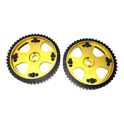 Adjustable Cam Gears w/ARP Fastener Bolts (Evo 8-9)