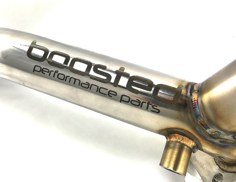 BPP Screamer Kit 3-Bolt 6 SPEED V2 w/ 3 Bolt Unequal Length Headers (STI MY01-20)
