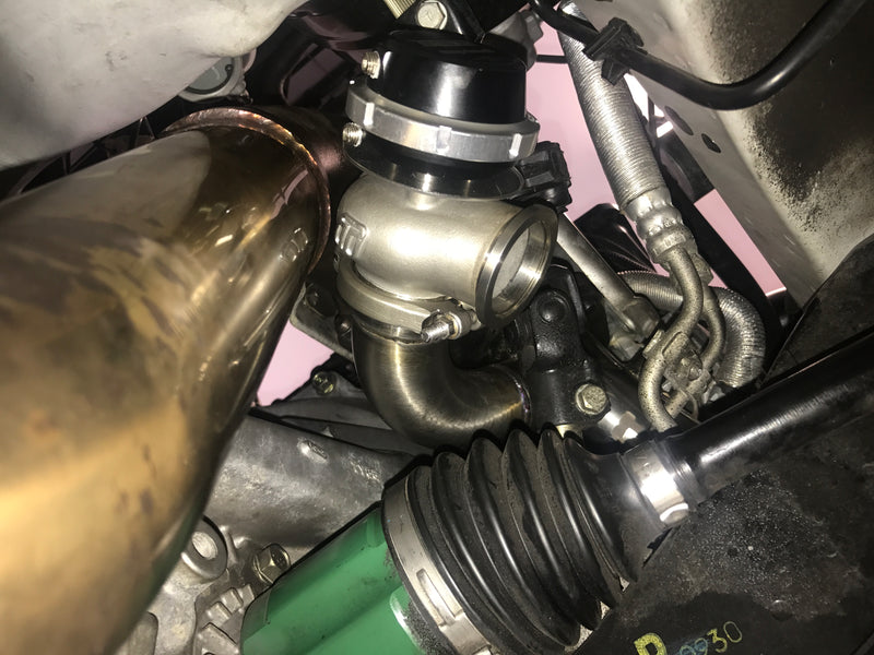 BPP Screamer Kit 2-Bolt 5 & 6 SPEED V2 (WRX/ MY98-14/STI MY01-20)