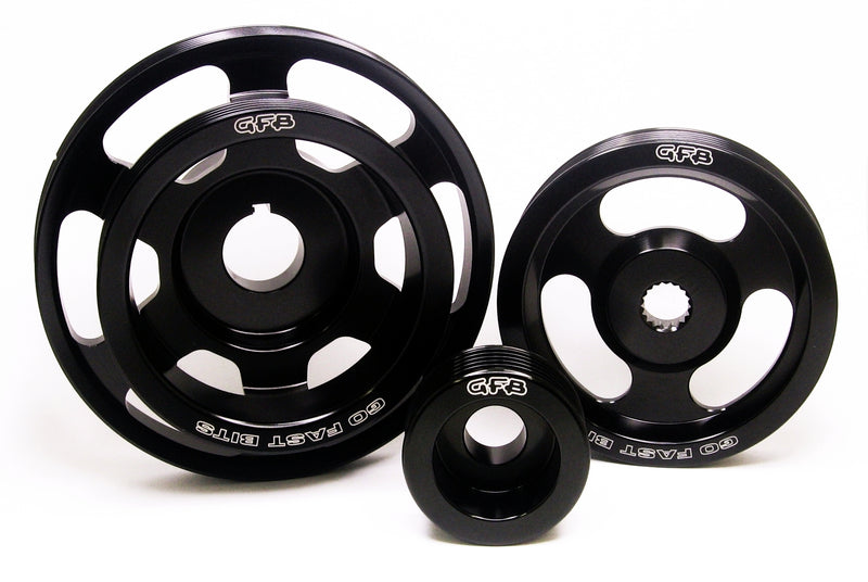 Lightweight Pulley Kit 2014 (WRX MY08-14/STI MY08-18/Forester MY09-13/Liberty GT MY03-06)