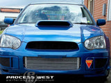 Process West - Front Mount Intercooler (WRX/STI 01-07) - Boosted Performance Parts