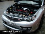 Process West - Front Mount Intercooler (STI 08-14) - Boosted Performance Parts