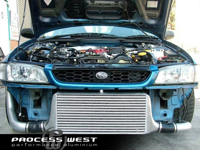 Front Mount Intercooler Wrx Sti My97 00 Boosted