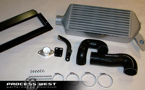 Process West - Top Mount Intercooler (Forester 03-07) - Boosted Performance Parts