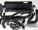 Plazmaman - Swept Back Pro Front Mount Intercooler Kit (WRX/STI 01-05) - Boosted Performance Parts