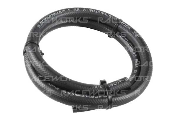 450 Series Intank Submersible Rubber Hose - 3 Metre
