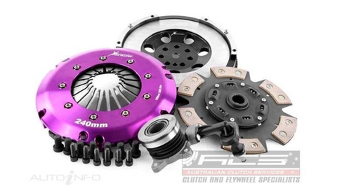 Sprung Ceramic Race Clutch Kit w/ Flywheel & CSC (i30N MY17+)