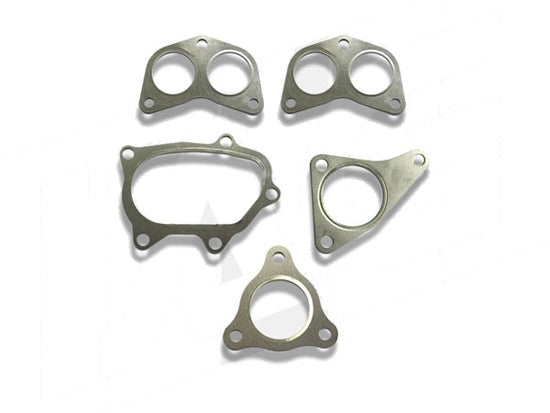 Exhaust/Uppipe/Header Gasket Set 3 Bolt