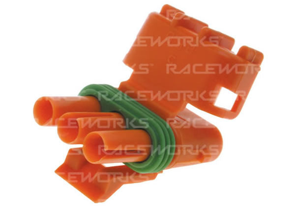 Delco Style 2 & 3 Bar Map Harness Connector Plug