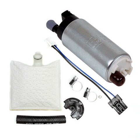 Walbro - In-Tank Fuel Pump 255lph w/Fitting Kit (WRX/STI 98-07) - Boosted Performance Parts