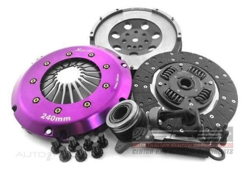Heavy Duty Organic Clutch Kit w/ Flywheel & CSC (i30N MY17+)