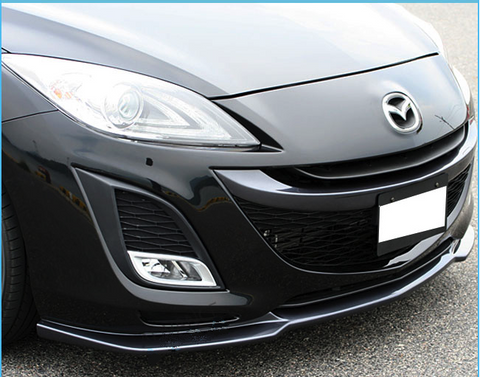 BPP   Front Lip (MPS 3 Gen 2 09 13)   Boosted Performance. Boosted Performance  Parts
