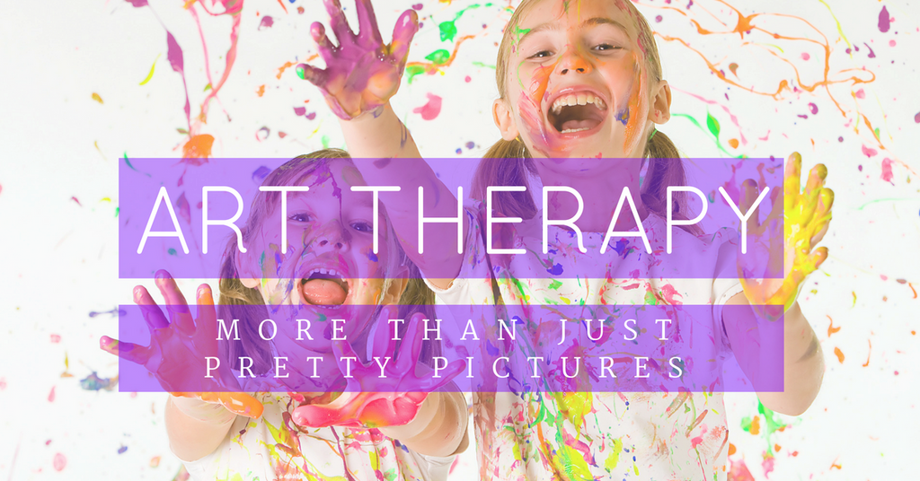 Art Therapy - More Than Just Pretty Pictures